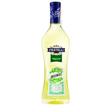 Fratelli Mojito white sweet vermouth 12.5% 0,5l
