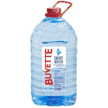 Вода минеральная Buvette Smart Water негазированная 5л