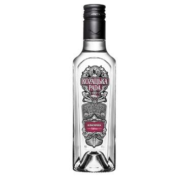 Kozaцьka Rada Classic Vodka 40% 0,1l