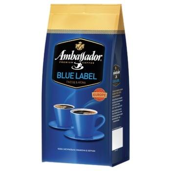 Кофе Ambassador Blue Label в зернах 250г
