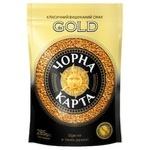 Кава Чорна Карта Gold розчинна 285г