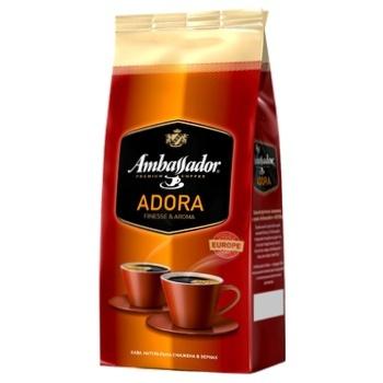 Кофе Ambassador Adora в зернах 900г