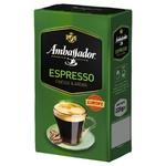 Кофе молотый Ambassador Espresso 225г