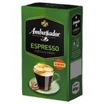 Кофе Ambassador Espresso молотый 450г