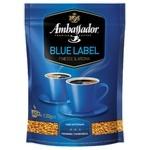 Кофе Ambassador Blue Label растворимый 120г