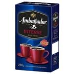 Ambassador Intense Ground Coffee 230g