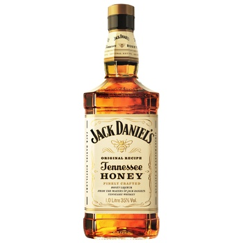 Jack Daniel's Tennessee Honey Whiskey 35% 1l - buy, prices for Auchan - photo 1