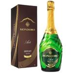 Вино ігристе Mondoro Asti Dolce DOCG біле солодке 7,5% 0,75л