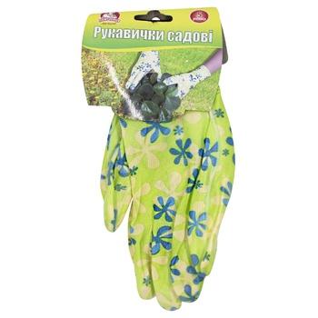 Pomichnytsya Gloves for garden S - buy, prices for Metro - photo 2