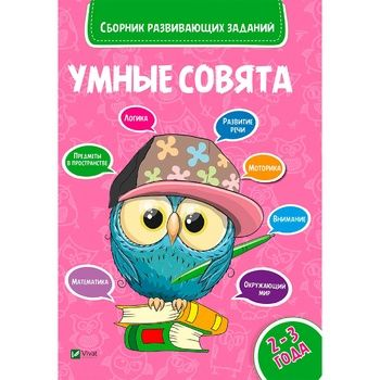 Clever Owls Book 2-3 years