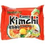 Samyang Kimchi Ramen Soup 120g