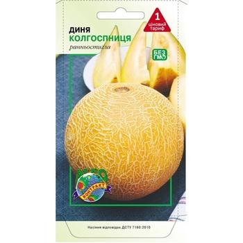 Семена Агроконтракт Дыня Колхозница 2г - купить, цены на ЕКО Маркет - фото 1