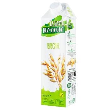 Напиток Идеаль Немолоко ультрапастеризованное овсяный 2,5% 950г