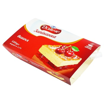 Dolche Pudding With Cherry Flavor - buy, prices for Auchan - photo 1