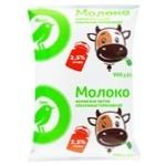 Auchan Ultrapasteurized Milk 2,5% 900g