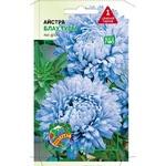 Семена Агроконтракт Цветы Астра Блу Турм 0,1г