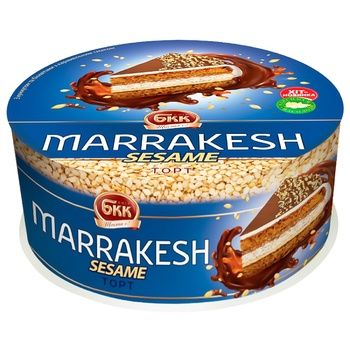 BKK Cake Marrakech Sesame 850g