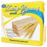 Khlibtsi-Udaltsi dietary wheat-buckwheat crispbread 100g