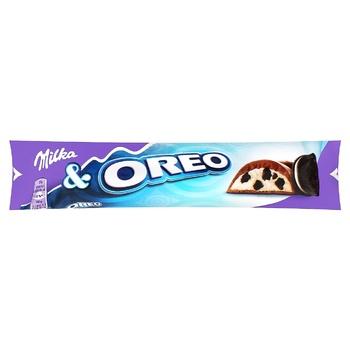 Milka with cookies Oreo milk сhocolate 37g