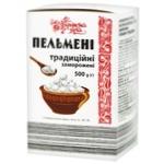 Пельмени Українська Зірка традиционные 500г