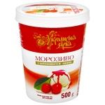 Мороженое Українська Зірка с вишней 500г