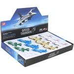 Pull Back Planes Die-cast Speed Thunder Plane in assortment