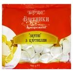 Вареники Українська Зірка с картофелем 700г