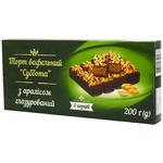 Торт Суббота шоколадно-вафельный ореховый 200г