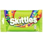 Skittles in acidic glaze dragee 38g