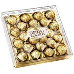 Конфеты вафельные Ferrero Rocher хрустящие 300г
