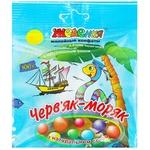 Конфеты желейные Риконд Желения Червяк-моряк с натуральным соком 100г