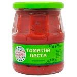 S Babushkynoj Grjadky Tomato Paste 520g