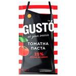 Паста томатная Gusto 25% 70г