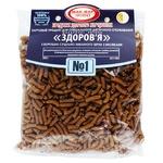 "Mak-Var Whole Grain Wheat Pasta ""Zdorovje"" No.1 With Bran"