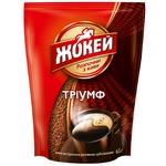 Кофе Жокей Триумф растворимый сублимированный 65г
