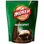 Кофе Жокей Фаворит растворимый сублимированный 130г