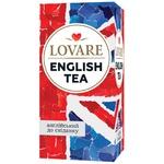Чай Lovare Англійський сніданок чорний 24шт*2г