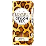 Чай черный Lovare цейлонский байховый 24шт х 2г