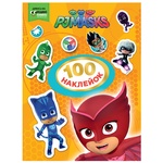 Stickers PJ Masks 100pcs
