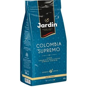 Кофе Jardin Colombia Supremo молотый 250г - купить, цены на ЕКО Маркет - фото 2