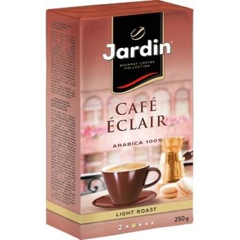 Кофе Jardin Cafe Eclair молотый 250г - купить, цены на Ашан - фото 2