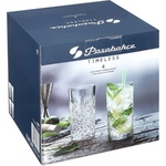 Glass Pasabahce for water 4pcs Russia