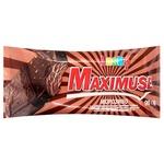 Морозиво Laska Maximuse з какао у глазурі 90г