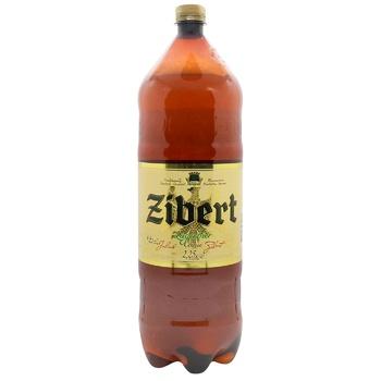 Zibert Light Beer 4,4% 2,25l - buy, prices for EKO Market - photo 1