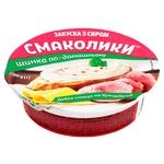 Закуска з сиром Тульчинка Шинка по-домашньому 55% 90г
