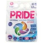 Порошок пральний Pride Гірська свіжість автомат універсальний 1,2кг