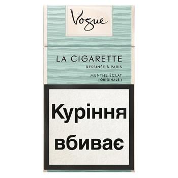 Vogue Ment Menthe cigarettes 20pcs - buy, prices for Auchan - photo 1