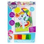 Набор для творчества My Little Pony Роспись цветным песком Веселая прогулка