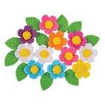Набор декораций кондитерских Добрик Весенние цветы шт