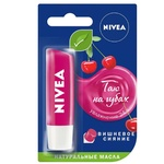 Nivea Cherry Shine Lip Balm 4.8g